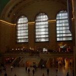 Grand Central Terminal window restoration and security film installation
